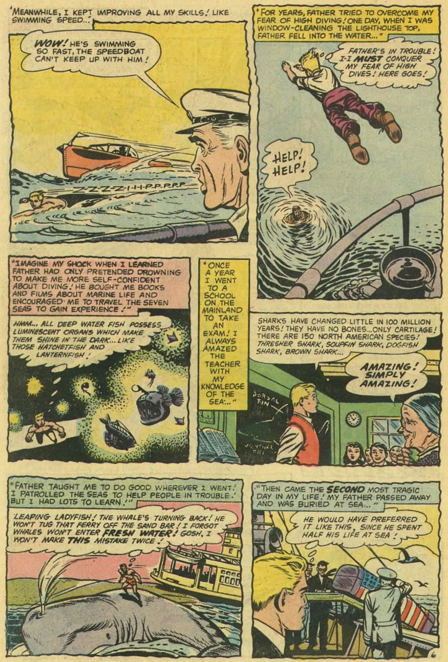 Read online Aquaman (1962) comic -  Issue #48 - 30