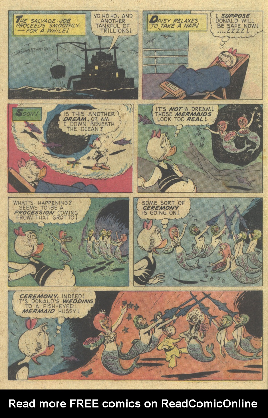 Read online Uncle Scrooge (1953) comic -  Issue #125 - 16