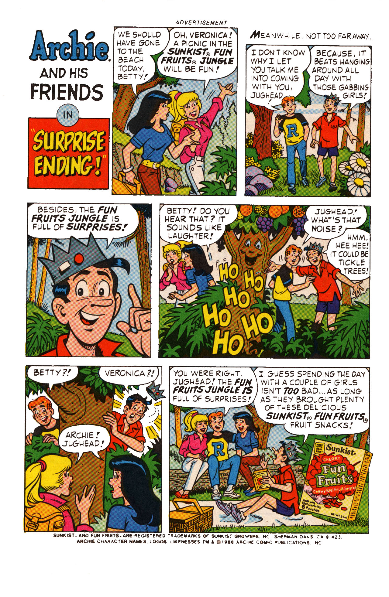 Read online Archie (1960) comic -  Issue #360 - 9