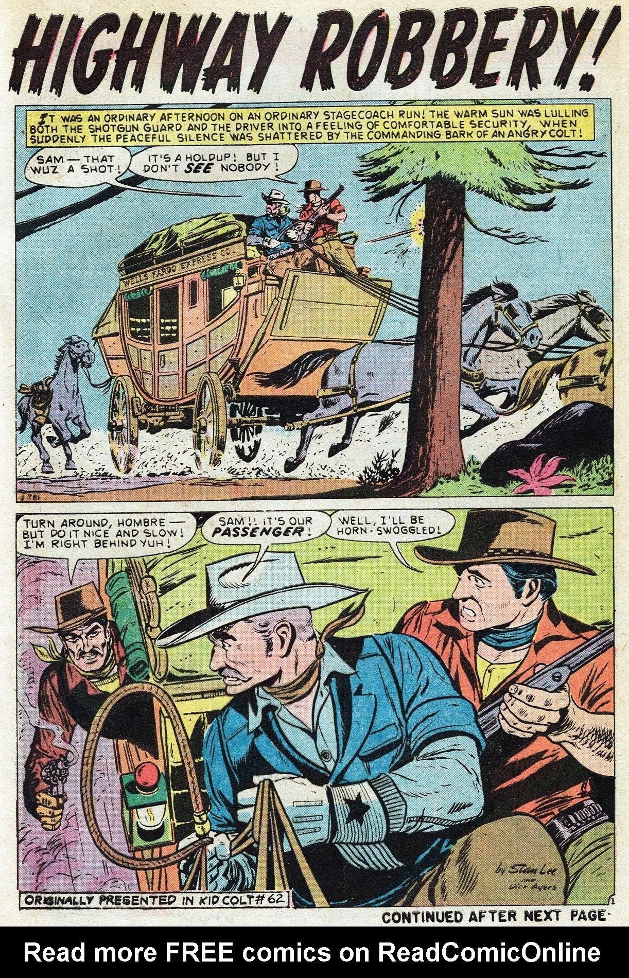 Read online Two-Gun Kid comic -  Issue #122 - 29