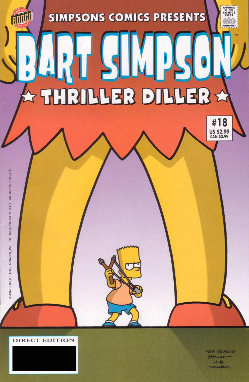 Simpsons Comics Presents Bart Simpson 18 Page 1
