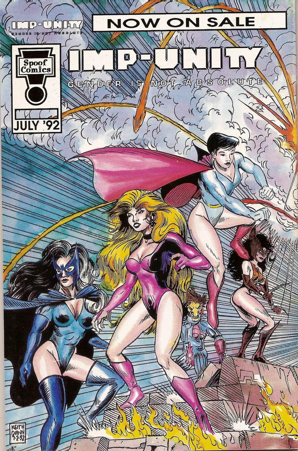 Spoof Comics 5 Page 25
