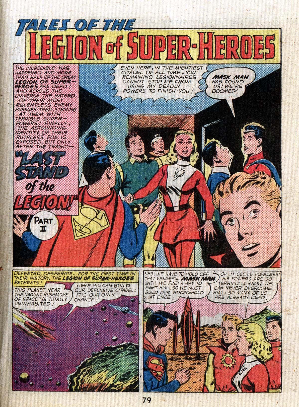 Read online Adventure Comics (1938) comic -  Issue #500 - 79