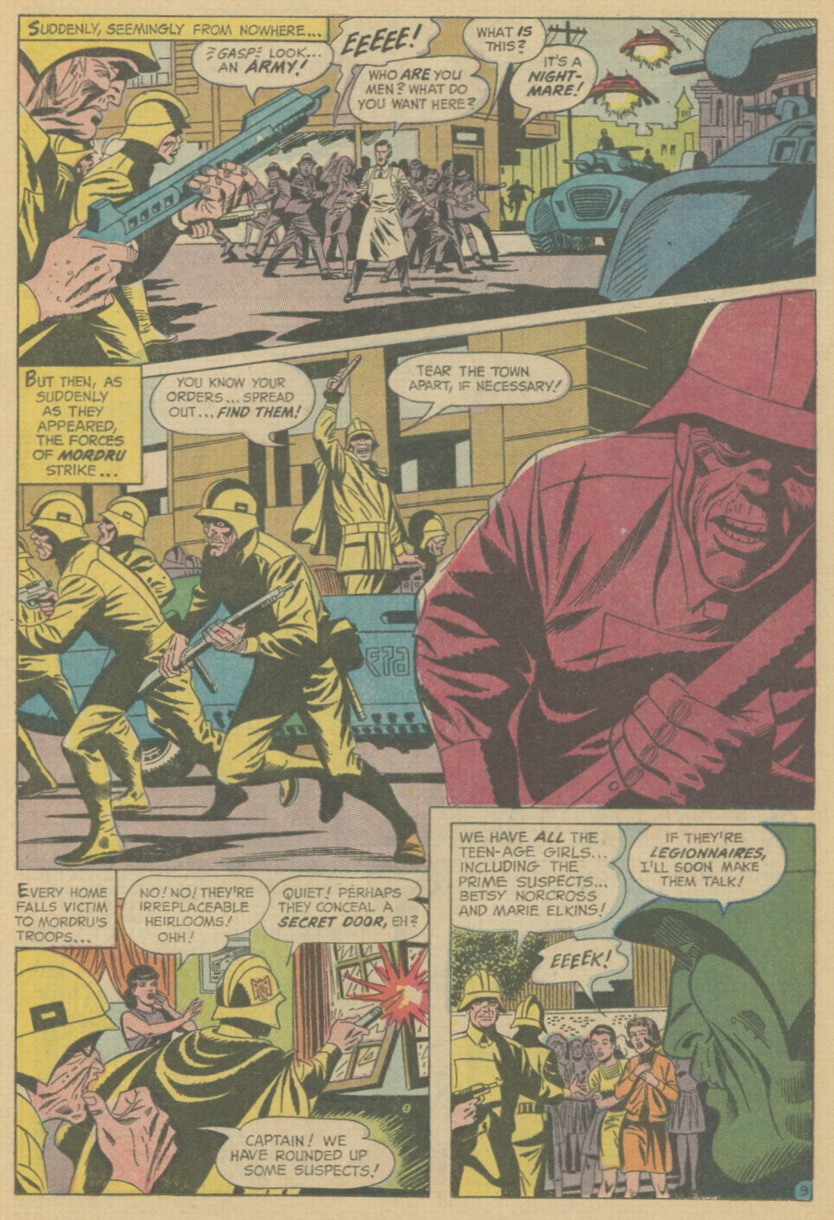 Read online Adventure Comics (1938) comic -  Issue #370 - 13