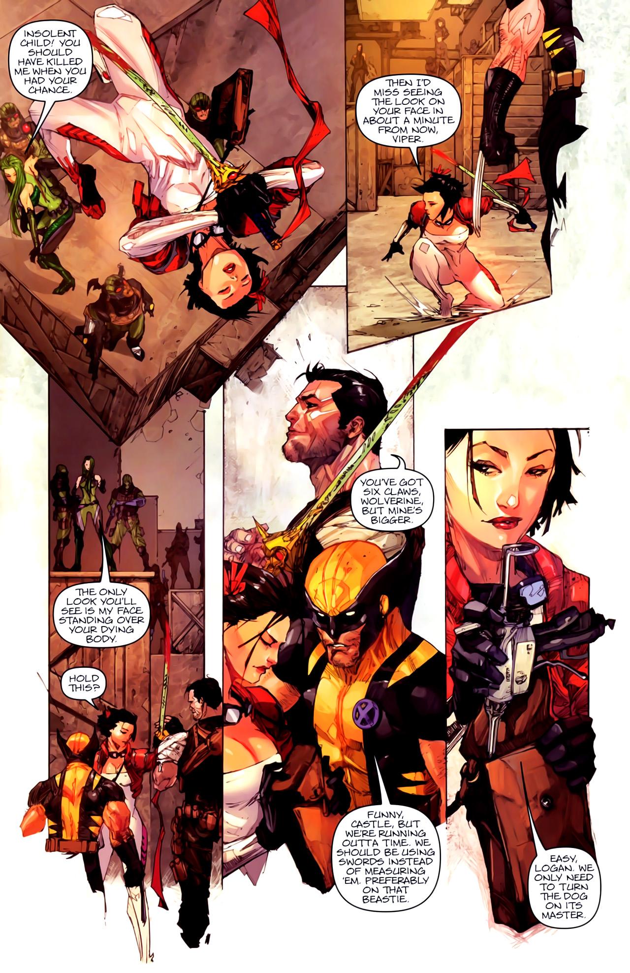 Read online Astonishing Tales (2009) comic -  Issue #6 - 4