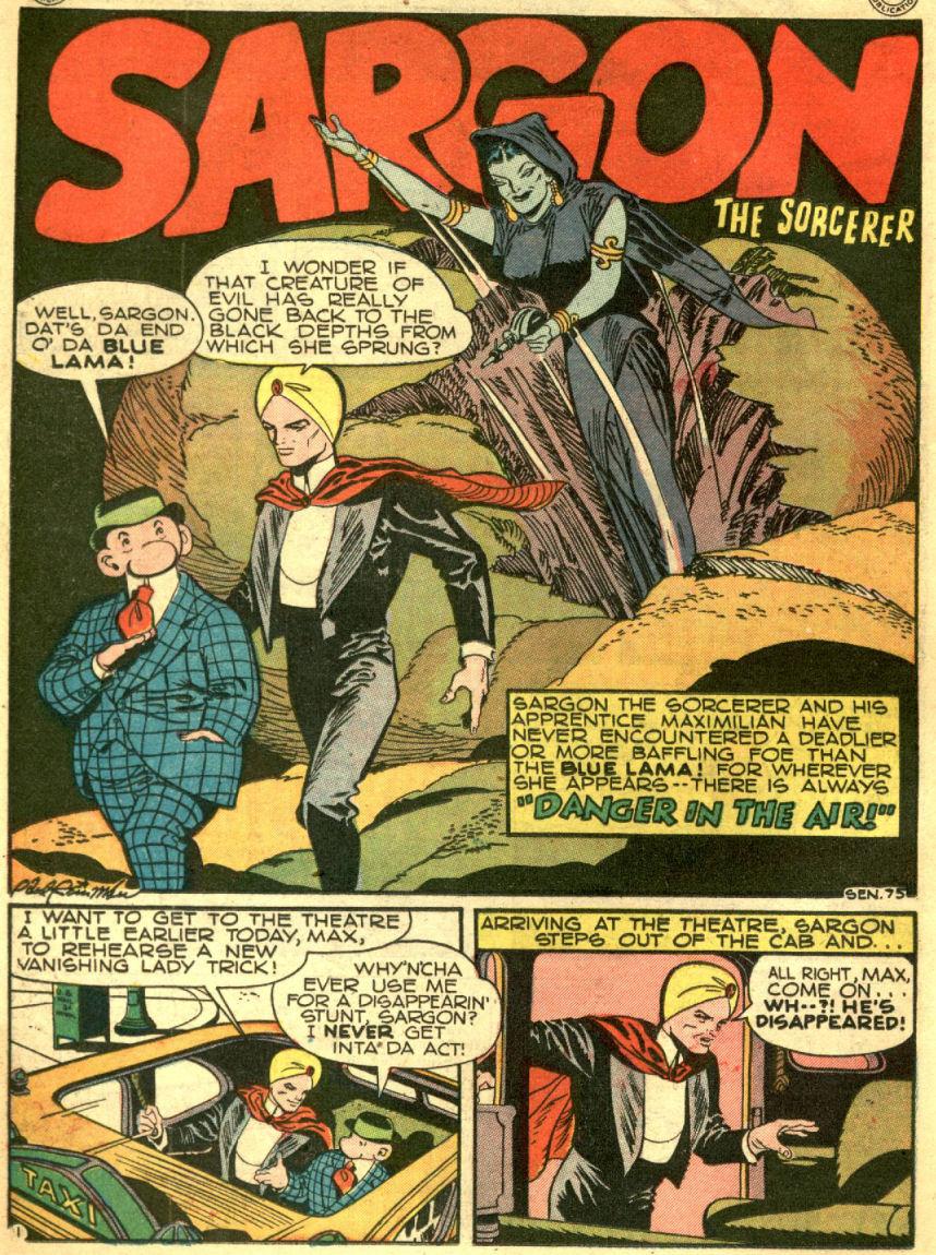 Read online Sensation (Mystery) Comics comic -  Issue #69 - 26