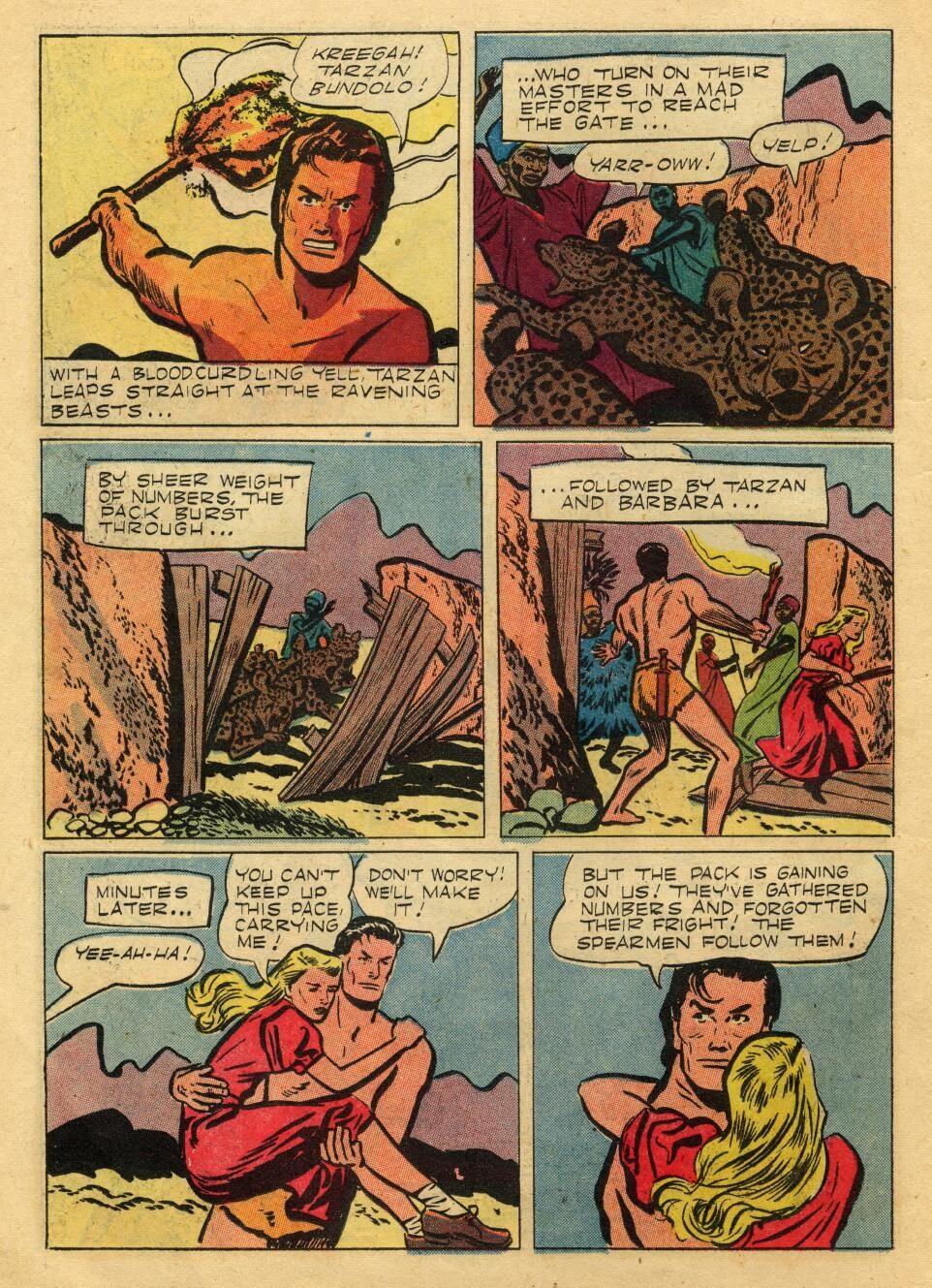 Tarzan (1948) issue 72 - Page 14