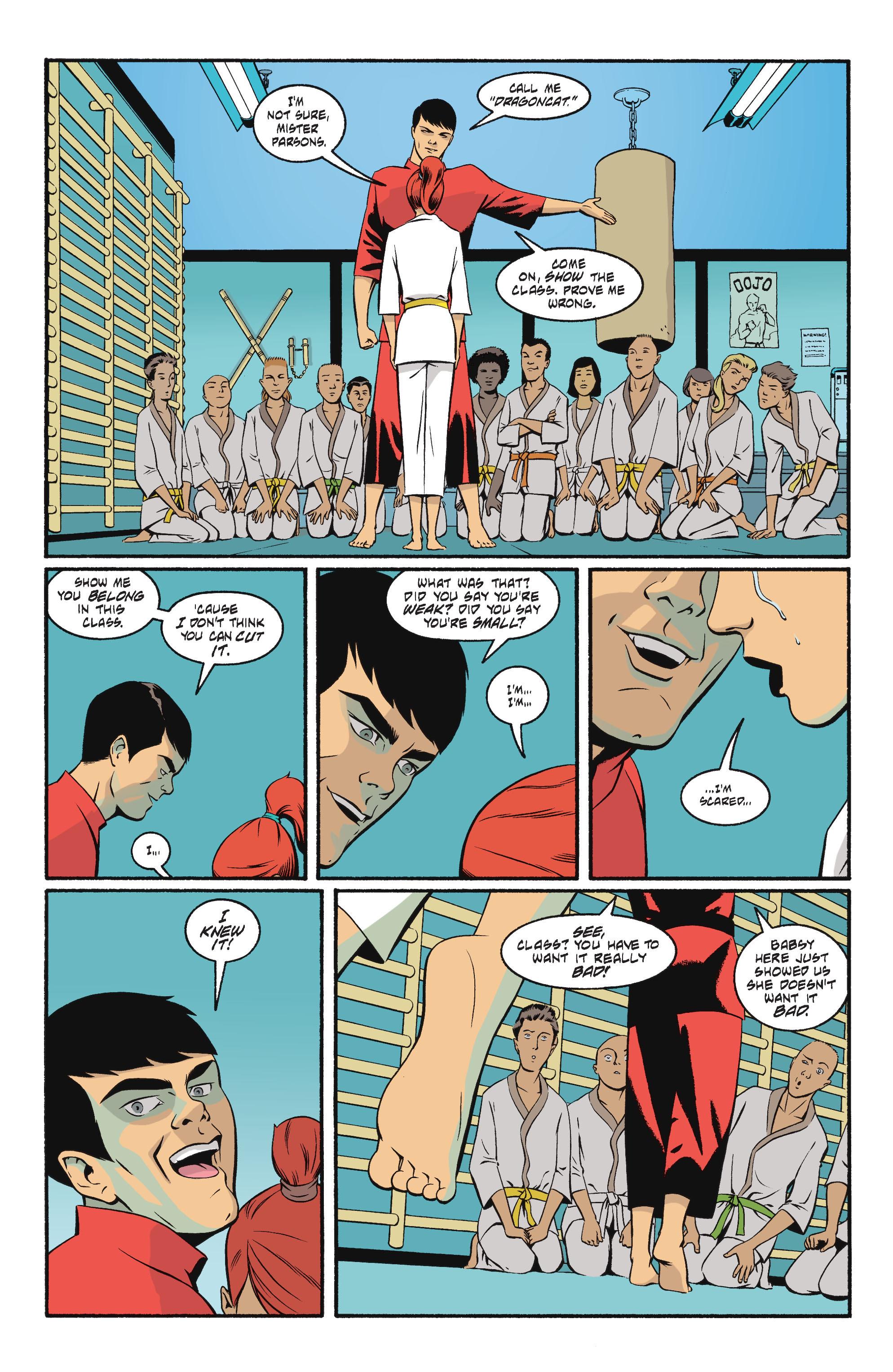 Read online Batgirl/Robin: Year One comic -  Issue # TPB 2 - 2