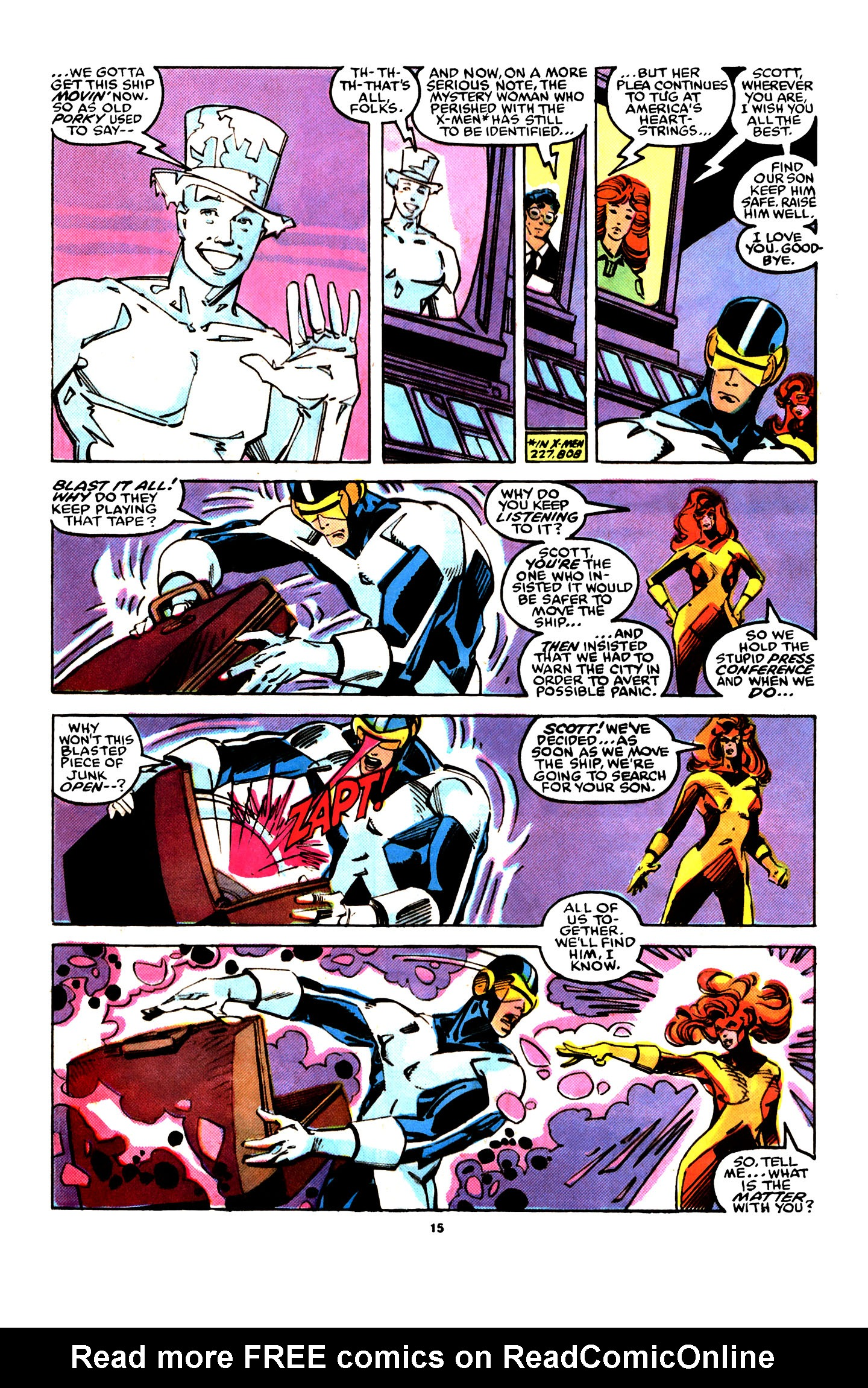 Read online X-Factor (1986) comic -  Issue #29 - 12