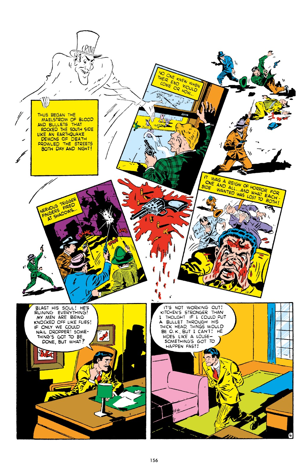 Read online Crime Does Not Pay Archives comic -  Issue # TPB 2 (Part 2) - 56