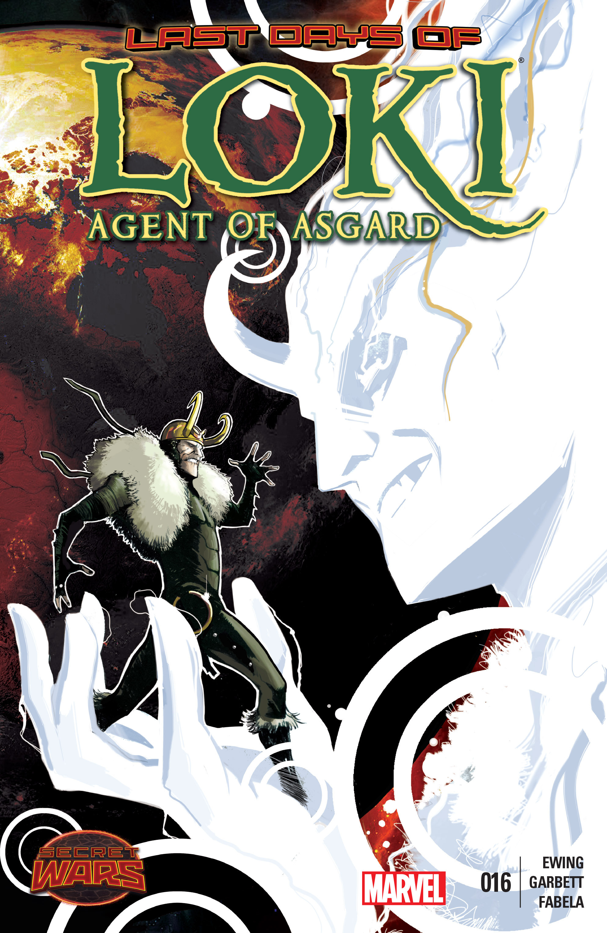 Loki: Agent of Asgard 16 Page 1