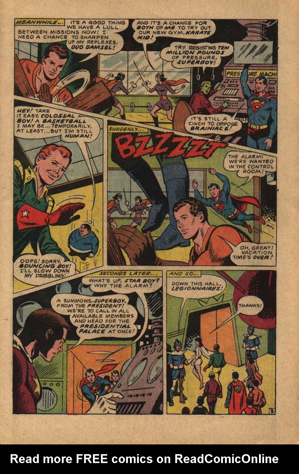Read online Adventure Comics (1938) comic -  Issue #361 - 5