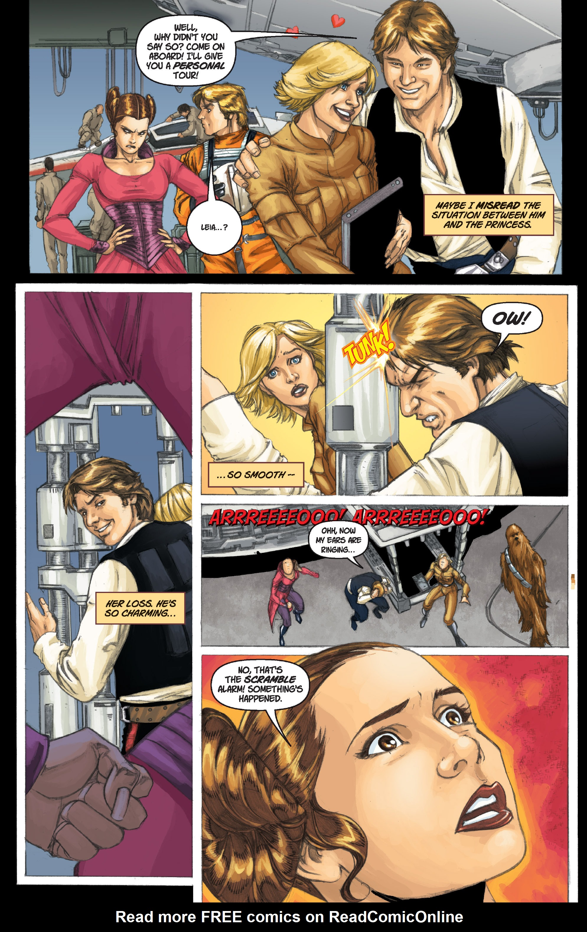Read online Star Wars Omnibus comic -  Issue # Vol. 17 - 312