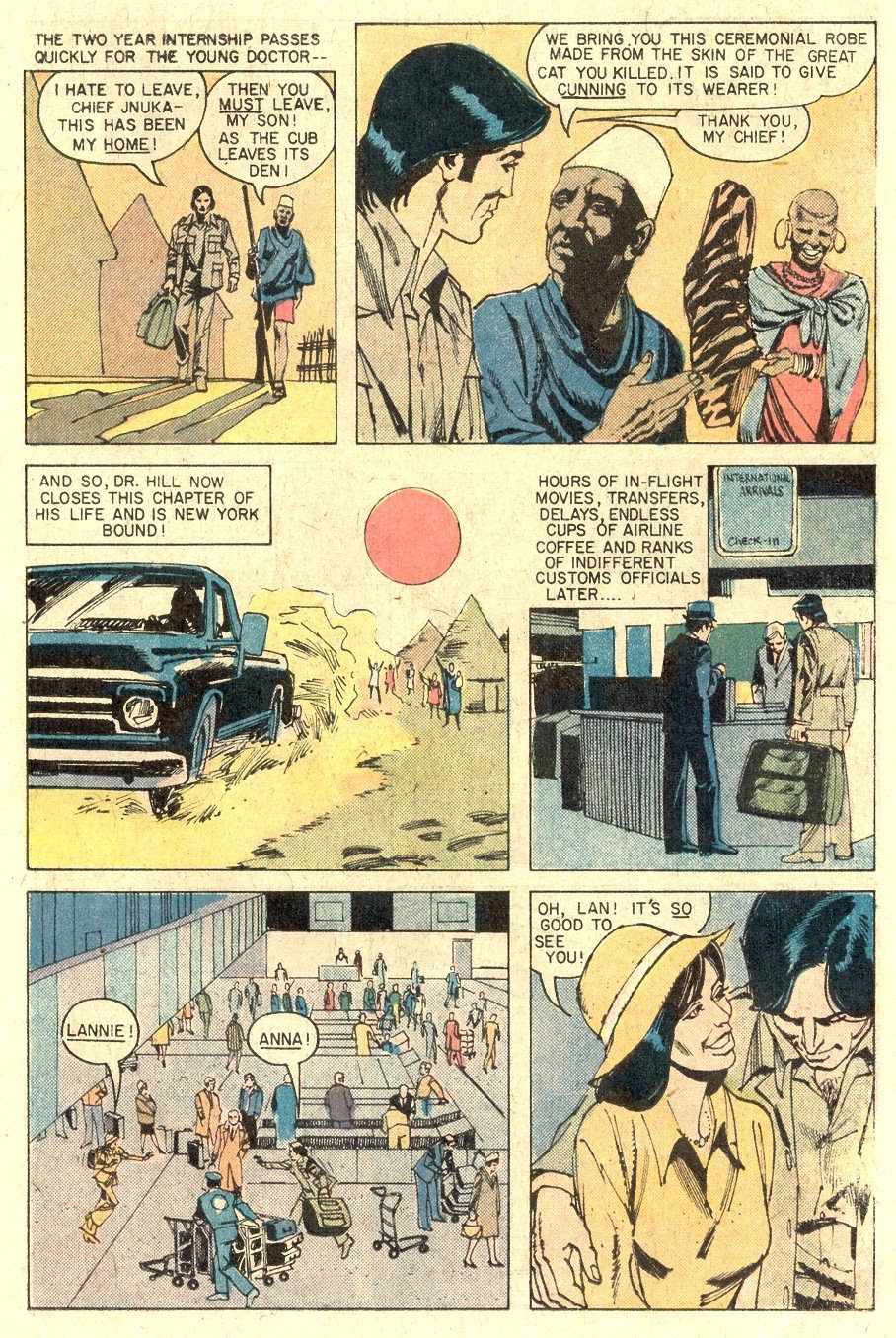 Read online Tiger-Man comic -  Issue #1 - 11