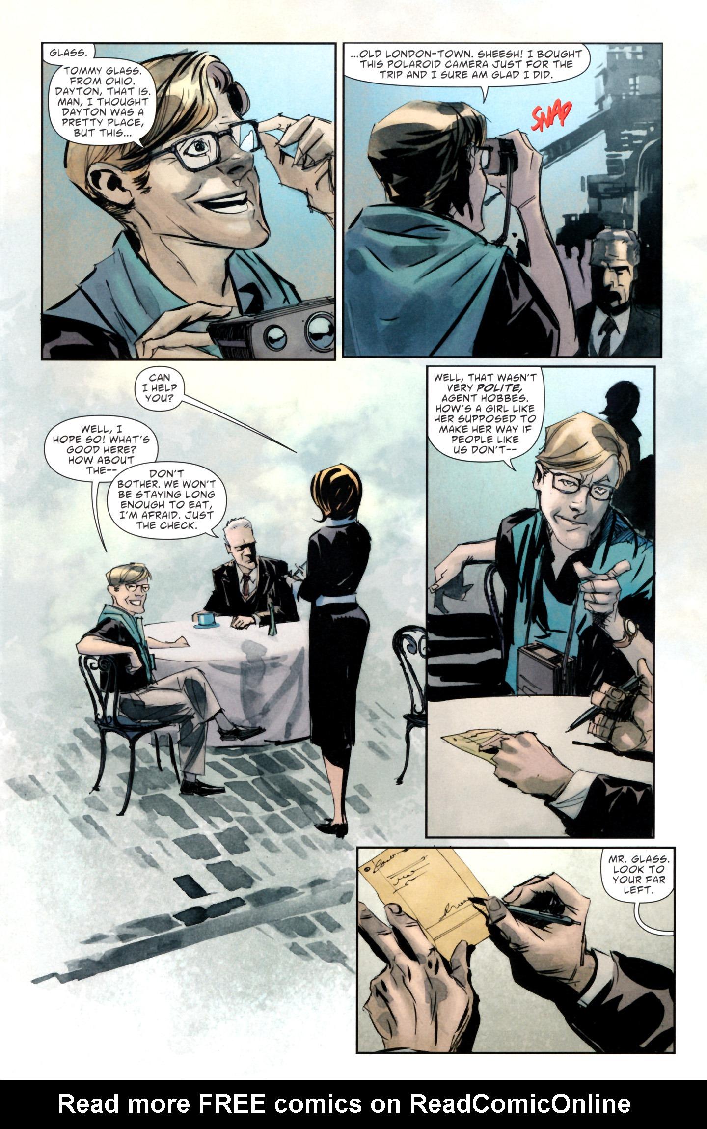 Read online American Vampire: Lord of Nightmares comic -  Issue #1 - 5