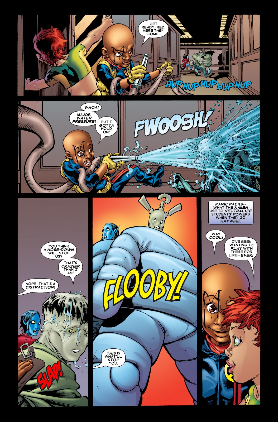 Uncanny X-Men (1963) issue 461 - Page 17