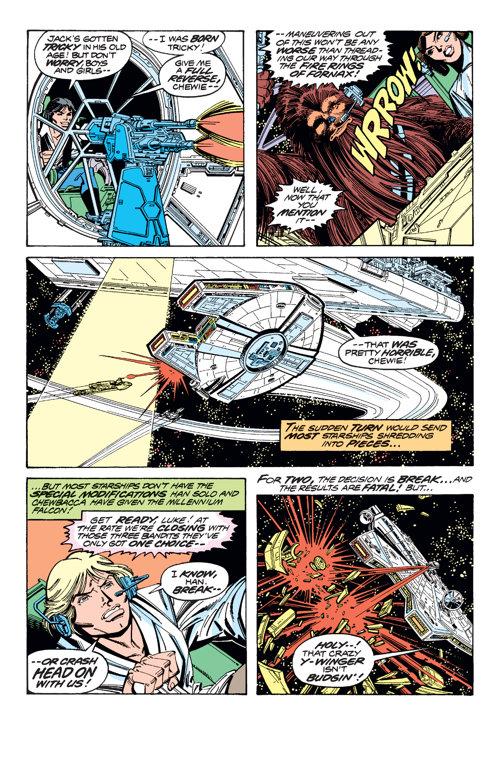 Read online Star Wars Omnibus comic -  Issue # Vol. 13 - 269