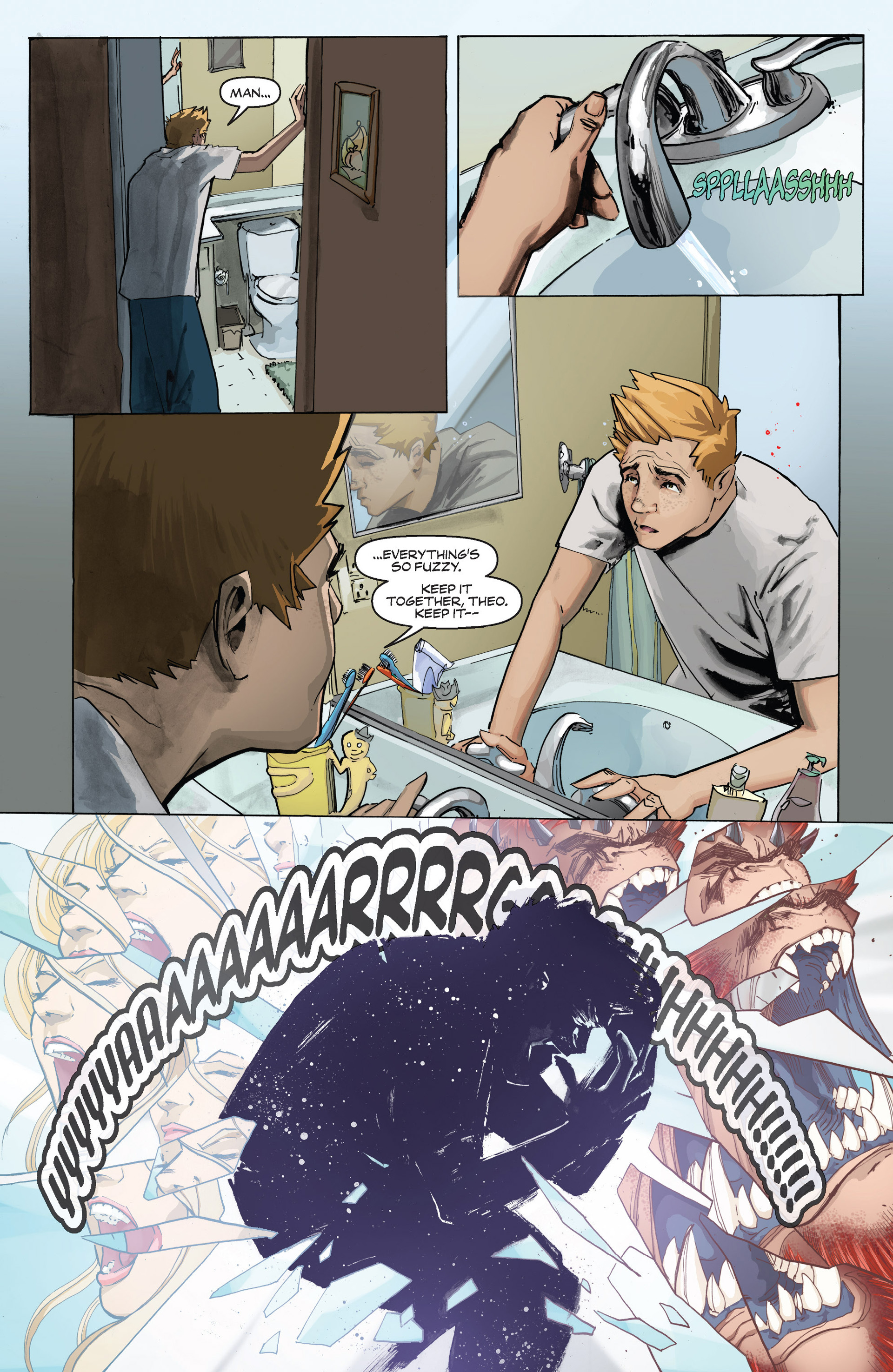 Read online Shrugged (2013) comic -  Issue #3 - 19