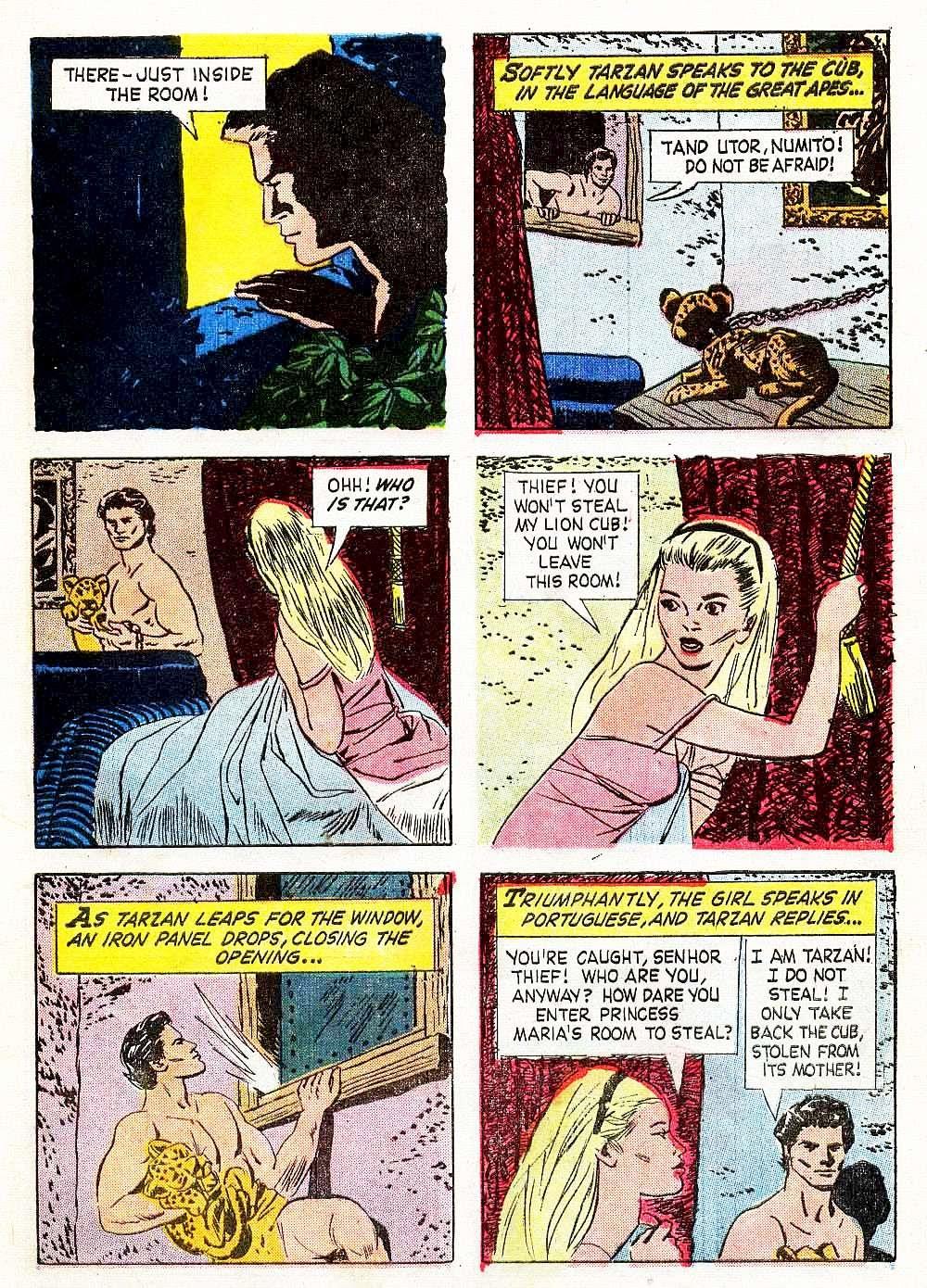 Tarzan (1962) issue 136 - Page 9
