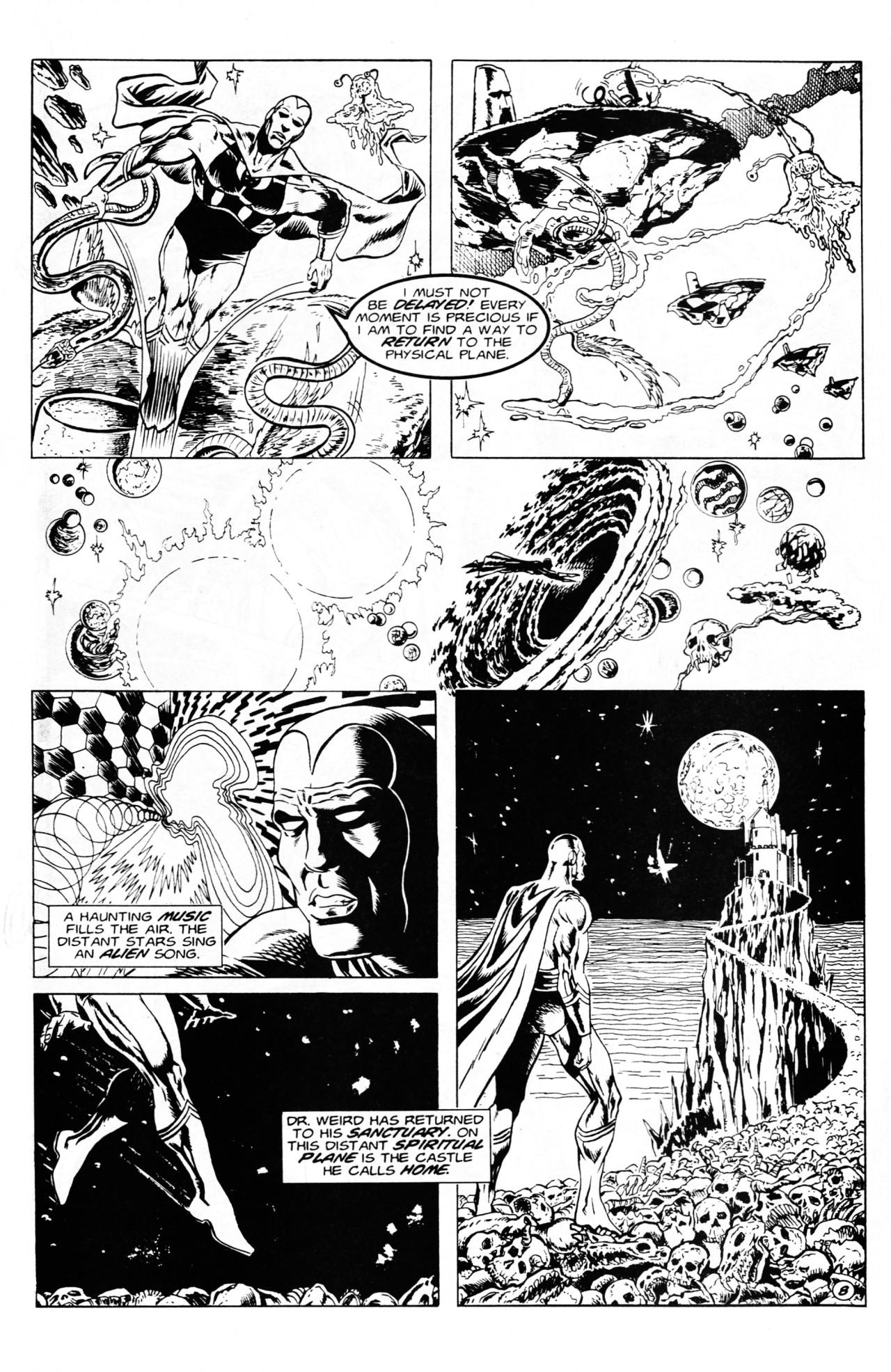 Read online Dr. Weird (1994) comic -  Issue #1 - 10