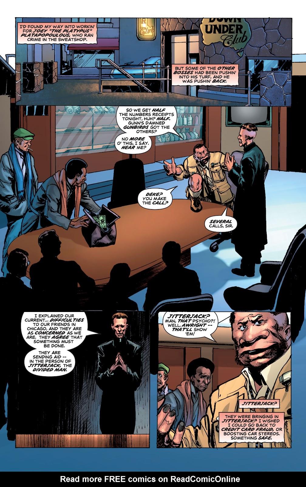 Astro City: Dark Age/Book Two Issue #1 #1 - English 11