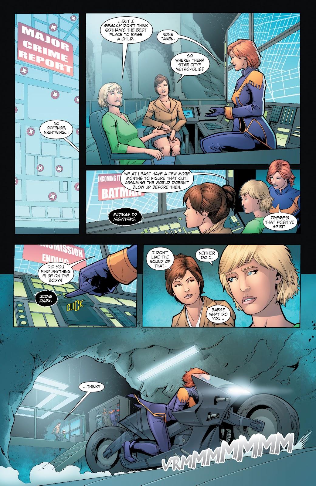 Read online Smallville Season 11 [II] comic -  Issue # TPB 6 - 134