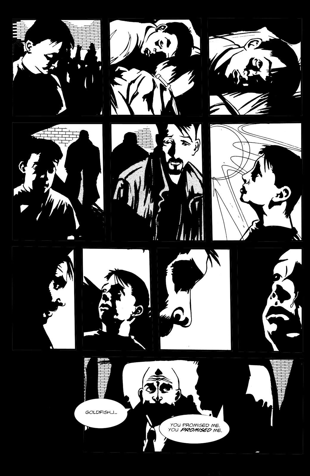 Read online Goldfish comic -  Issue # TPB (Part 3) - 13