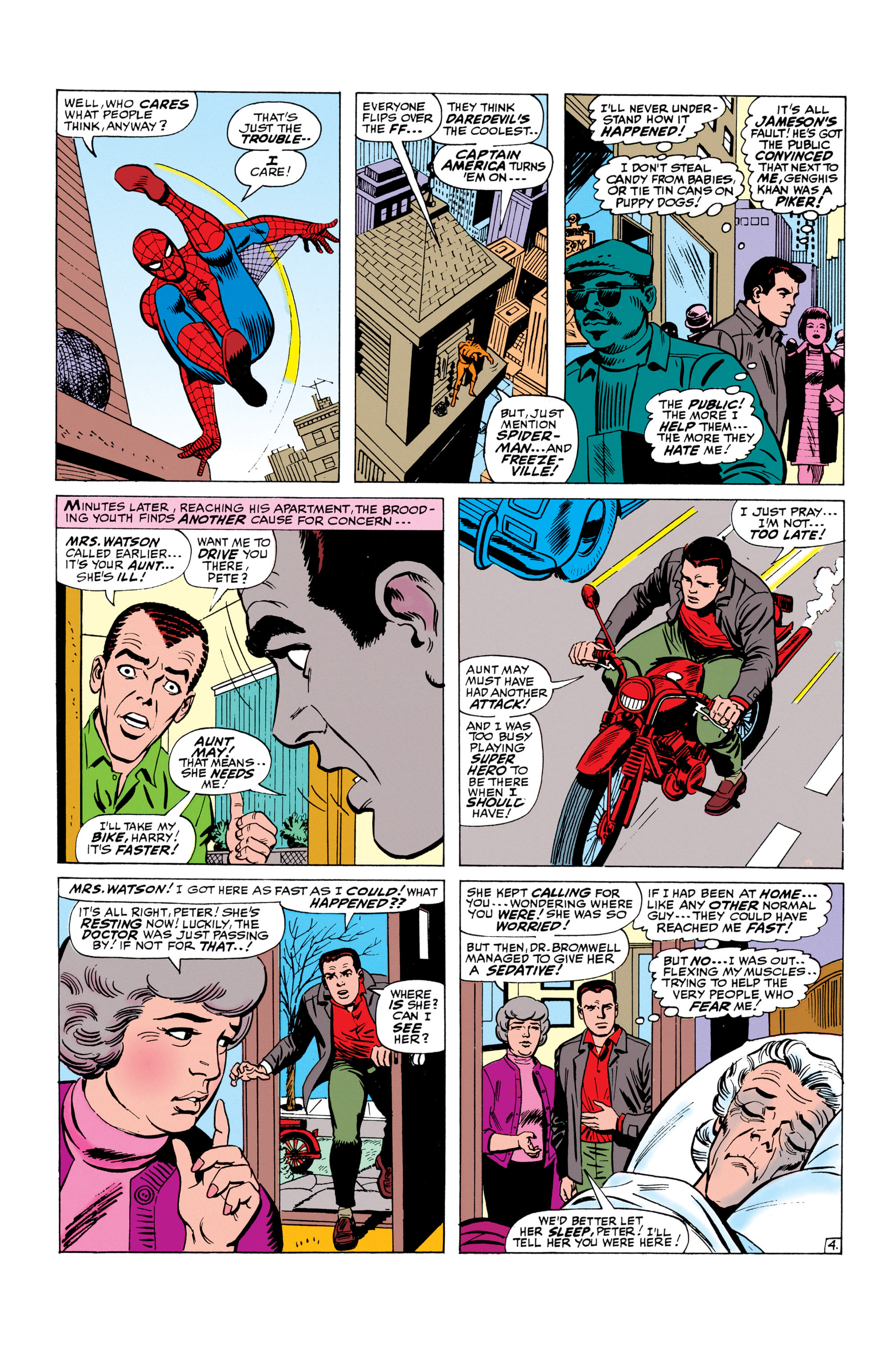 The Amazing Spider-Man (1963) 50 Page 4