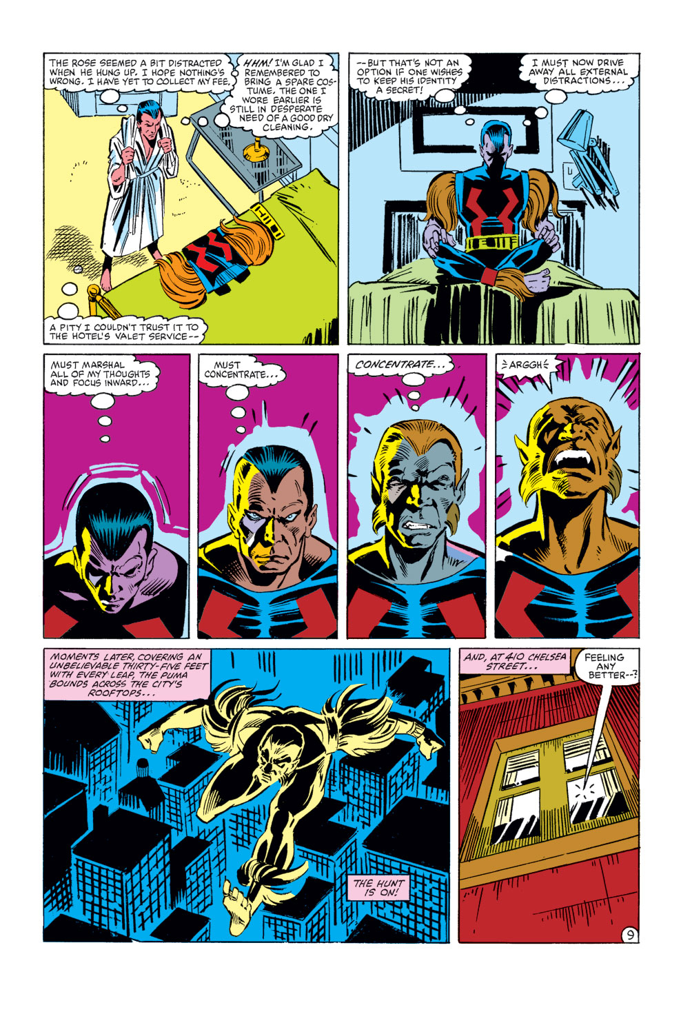 The Amazing Spider-Man (1963) 257 Page 9