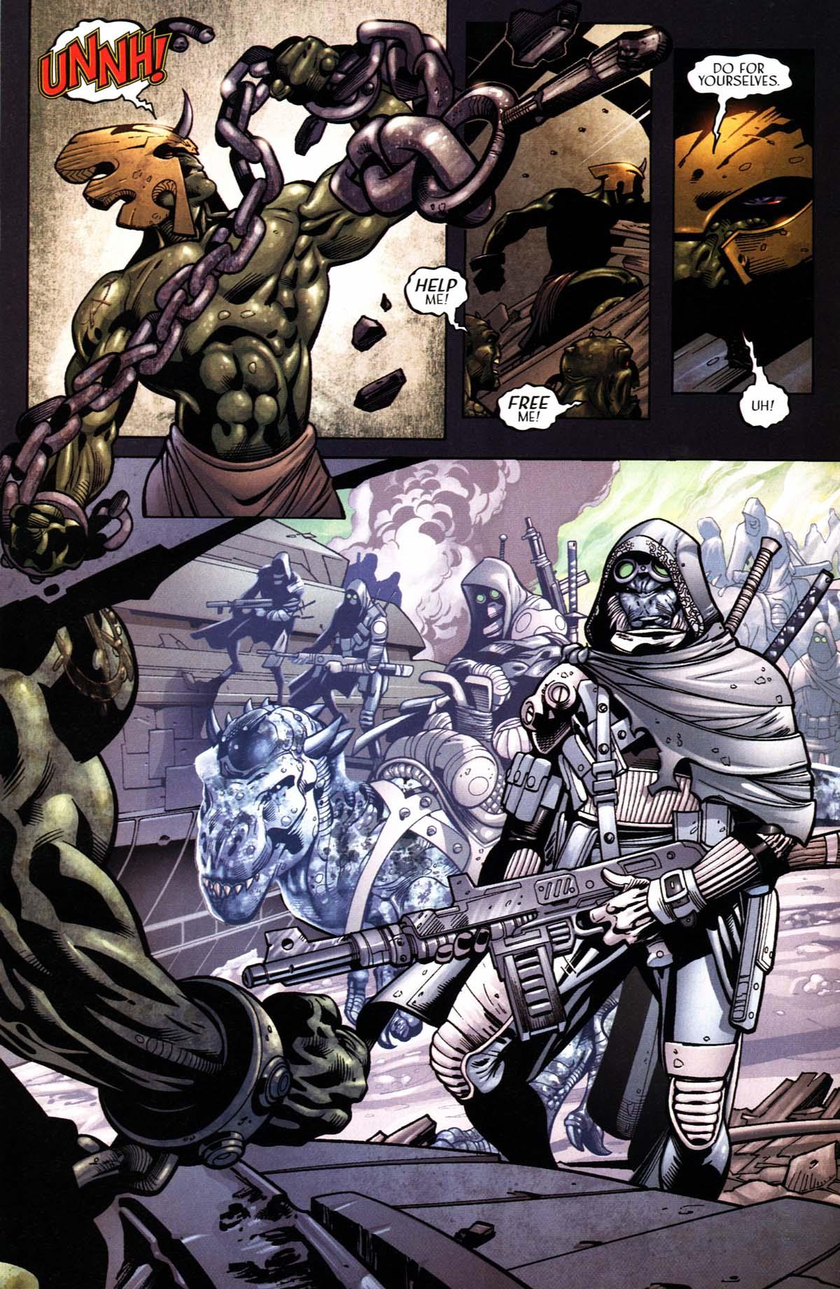 Read online Sigil (2000) comic -  Issue #24 - 16