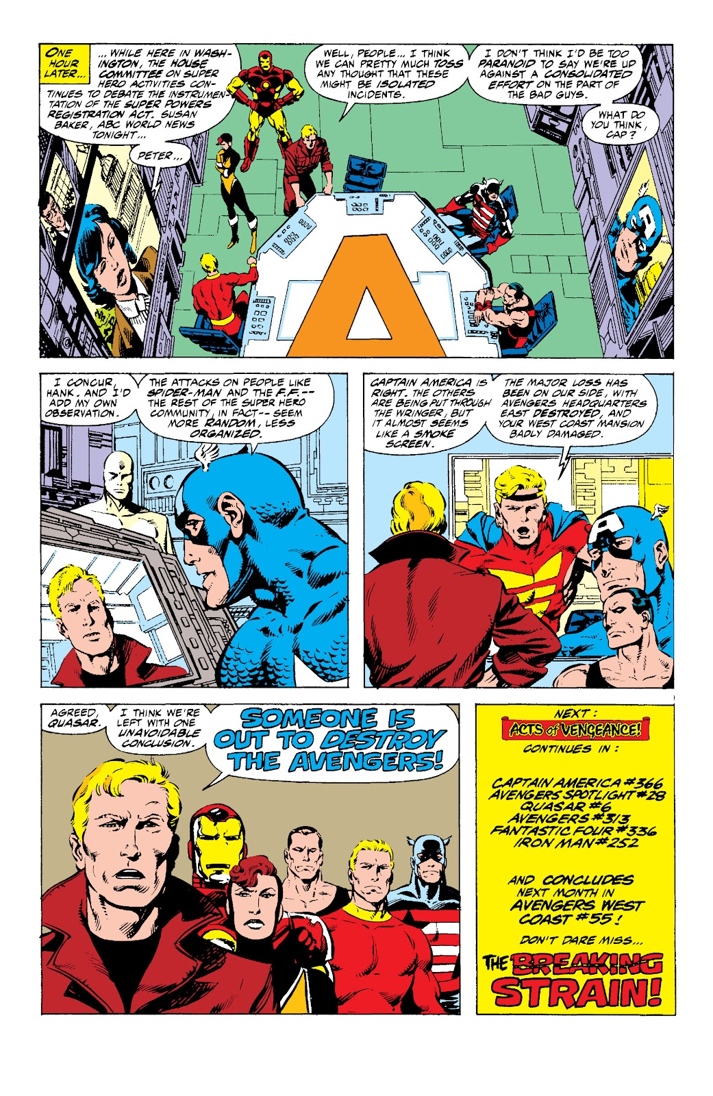 Avengers West Coast (1989) issue 54 - Page 22