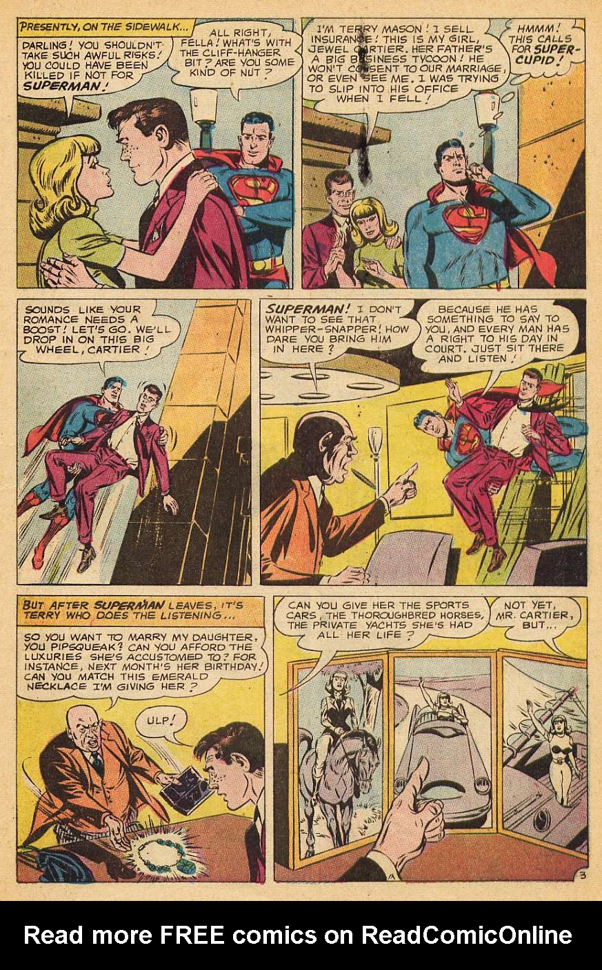 Read online Action Comics (1938) comic -  Issue #346 - 5