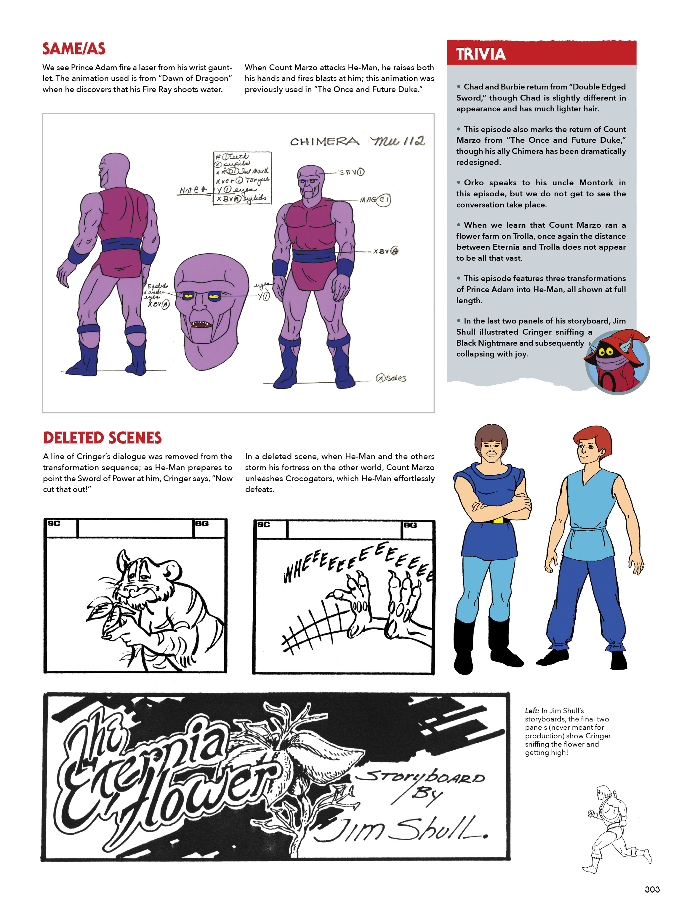 Read online He-Man and She-Ra: A Complete Guide to the Classic Animated Adventures comic -  Issue # TPB (Part 2) - 104