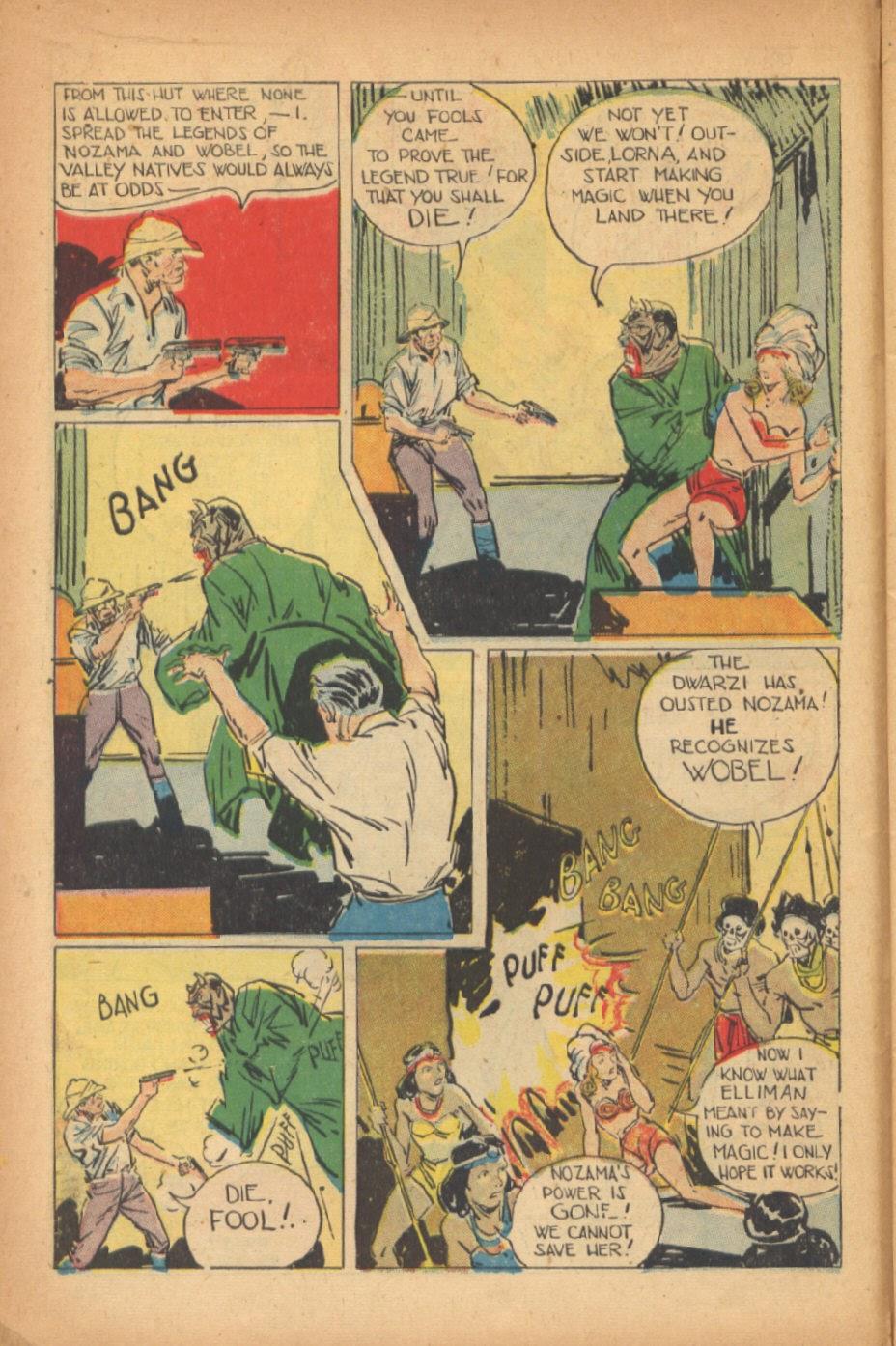 Read online Super-Magician Comics comic -  Issue #47 - 14