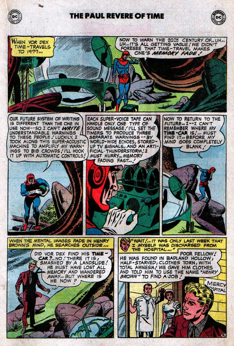From Beyond the Unknown (1969) issue 19 - Page 17