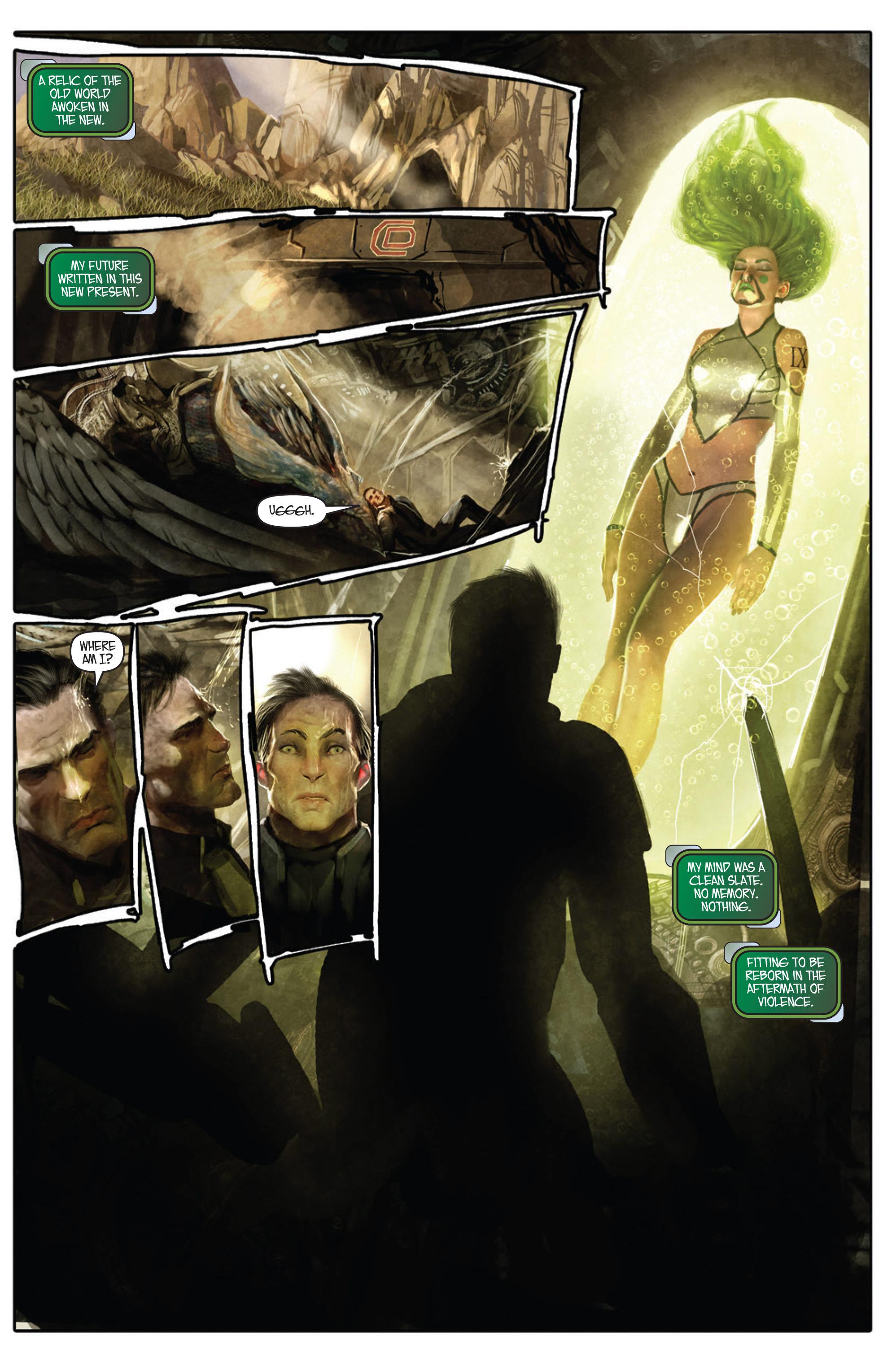 Read online Aphrodite IX (2013) comic -  Issue #Aphrodite IX (2013) _TPB 1 - 14