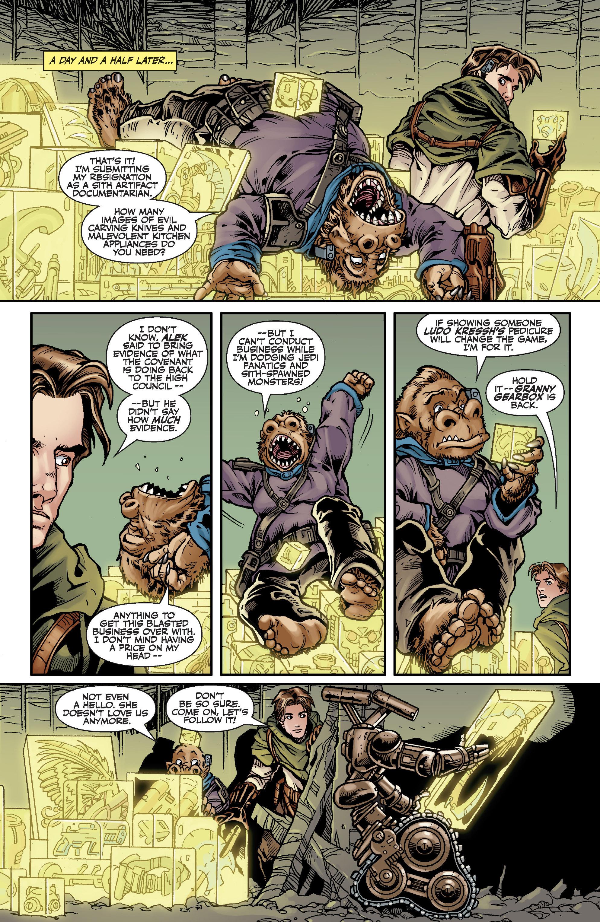 Read online Star Wars Omnibus comic -  Issue # Vol. 32 - 248