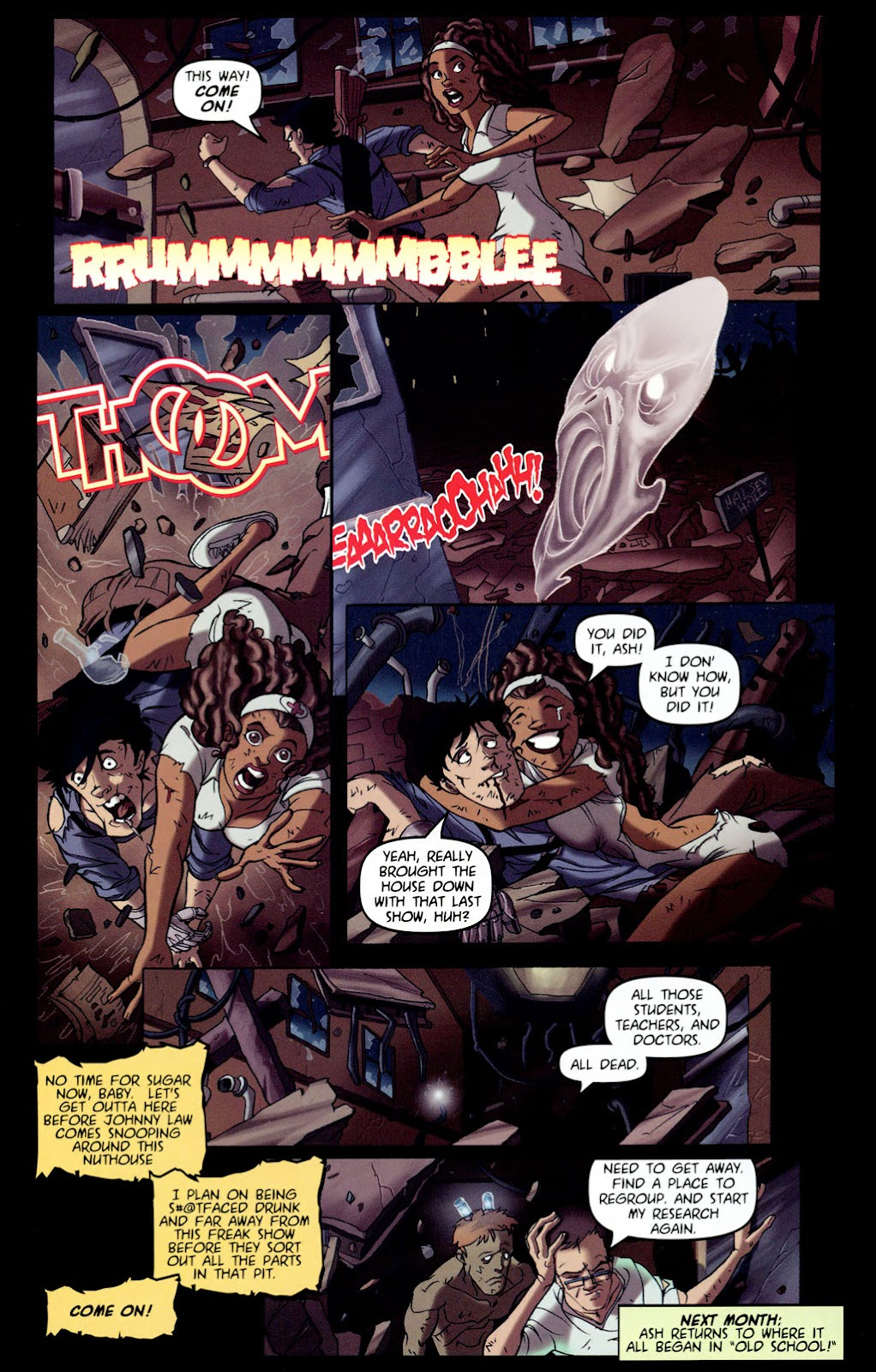 Army of Darkness vs. Re-Animator Issue #4 #4 - English 26