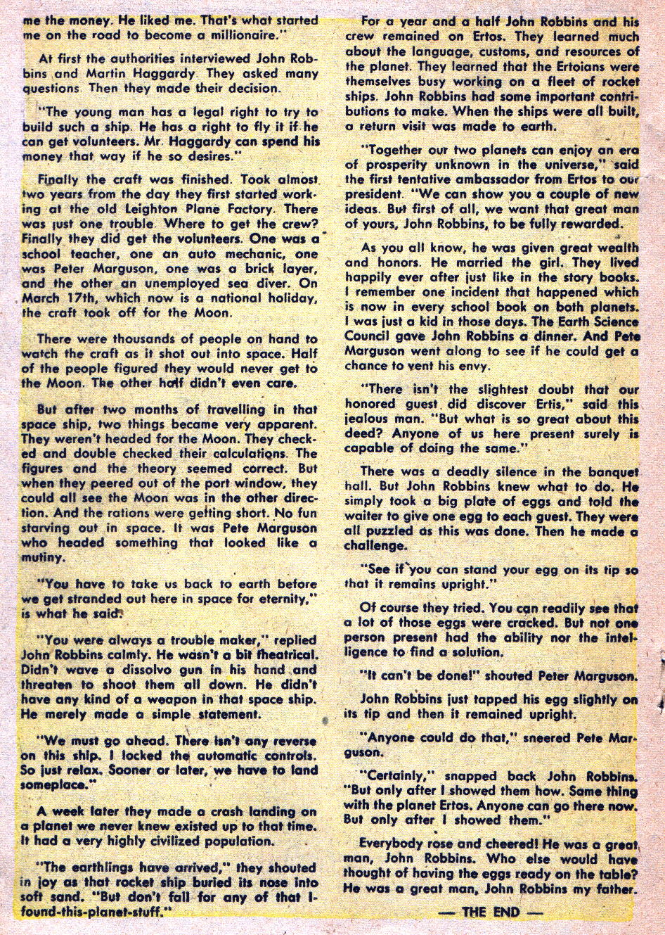 Space Adventures (1952) issue 21 - Page 18