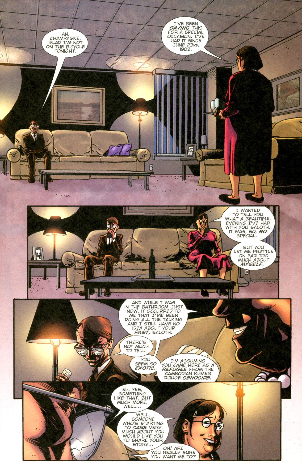 Read online The Exterminators comic -  Issue #11 - 12