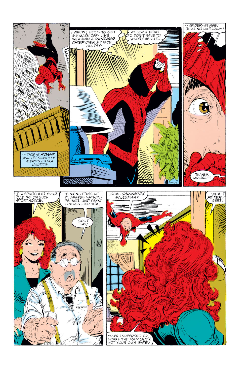 The Amazing Spider-Man (1963) 310 Page 7
