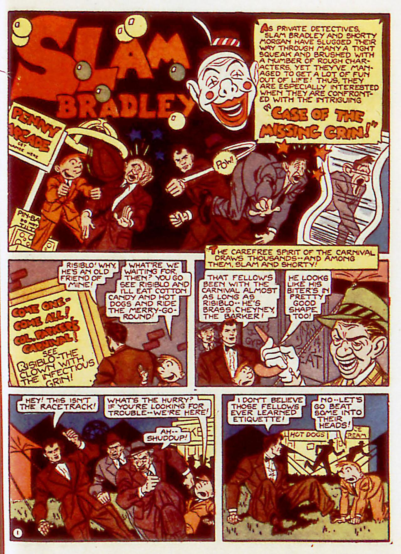 Read online Detective Comics (1937) comic -  Issue #71 - 59