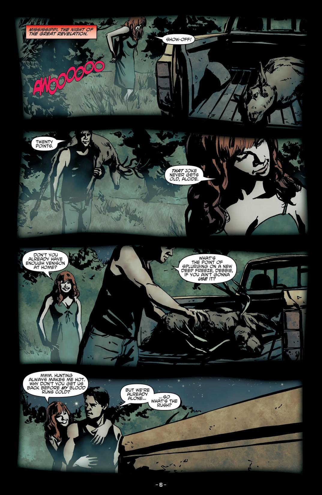 Read online True Blood (2012) comic -  Issue #4 - 8