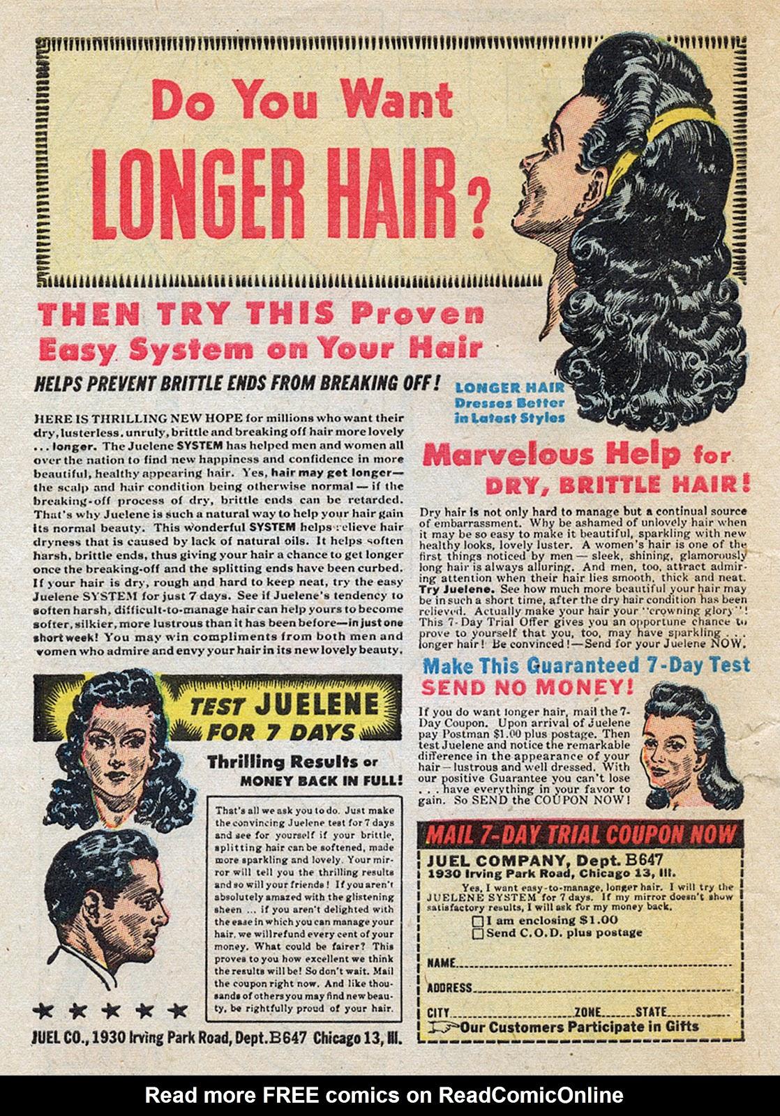 Georgie Comics (1945) issue 4 - Page 50