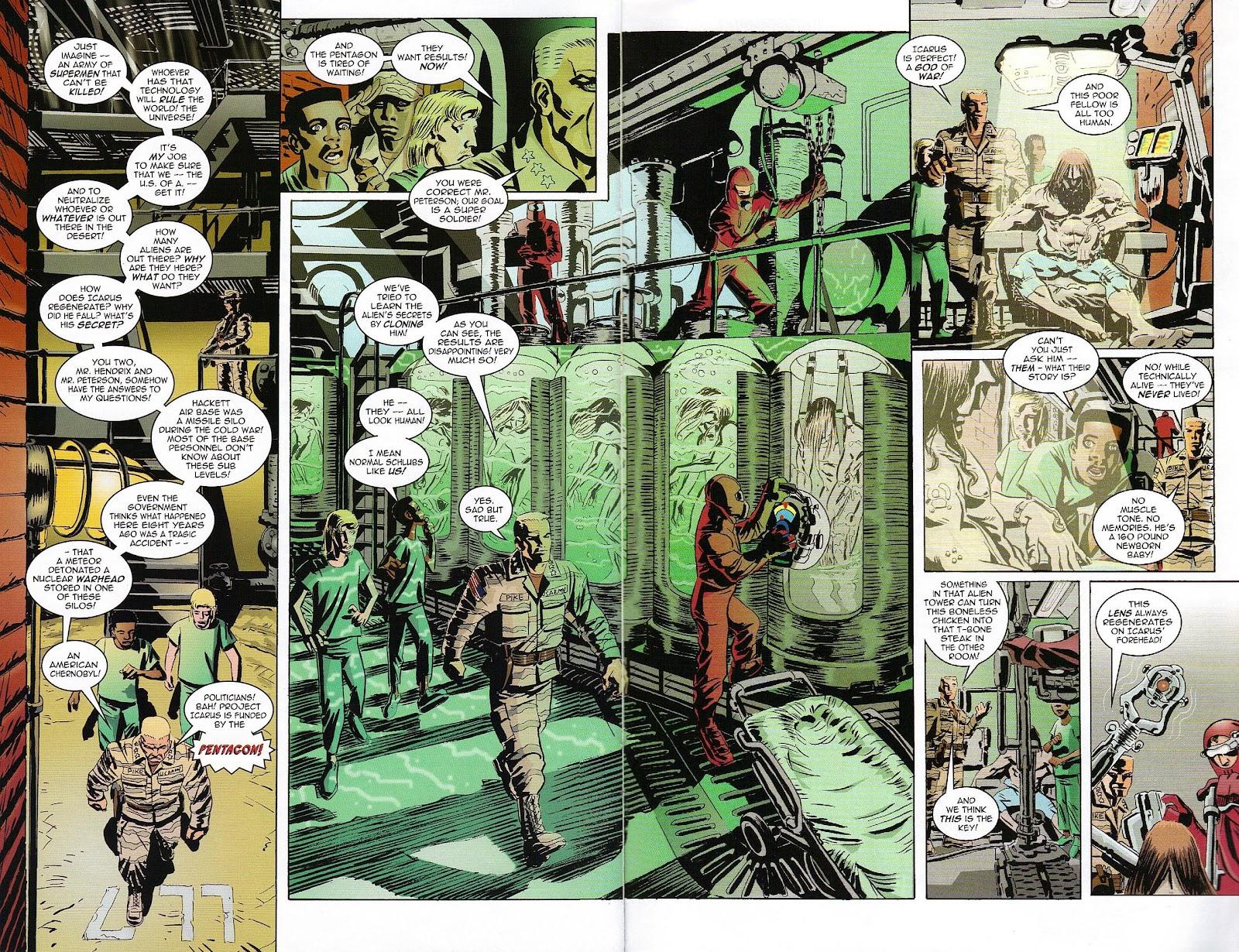 The Savage Dragon (1993) Issue #151 #154 - English 29