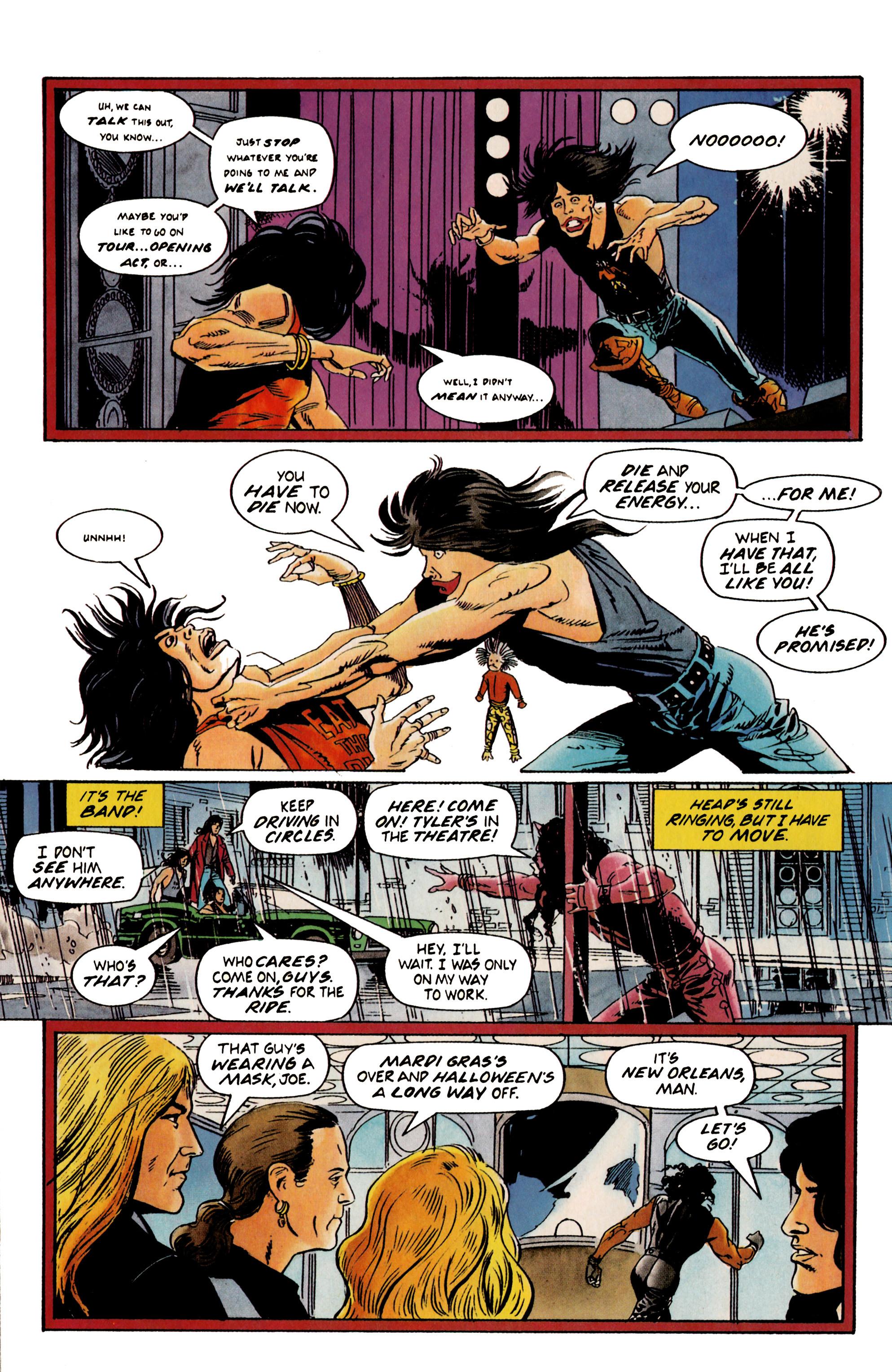 Read online Shadowman (1992) comic -  Issue #19 - 18