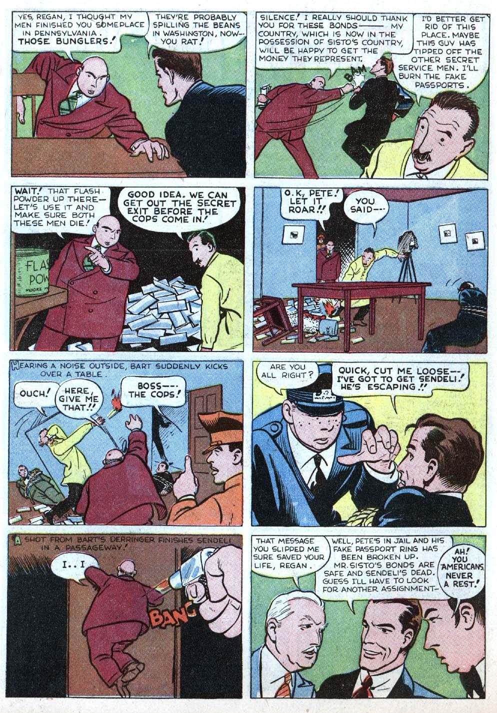 Read online Detective Comics (1937) comic -  Issue #43 - 23