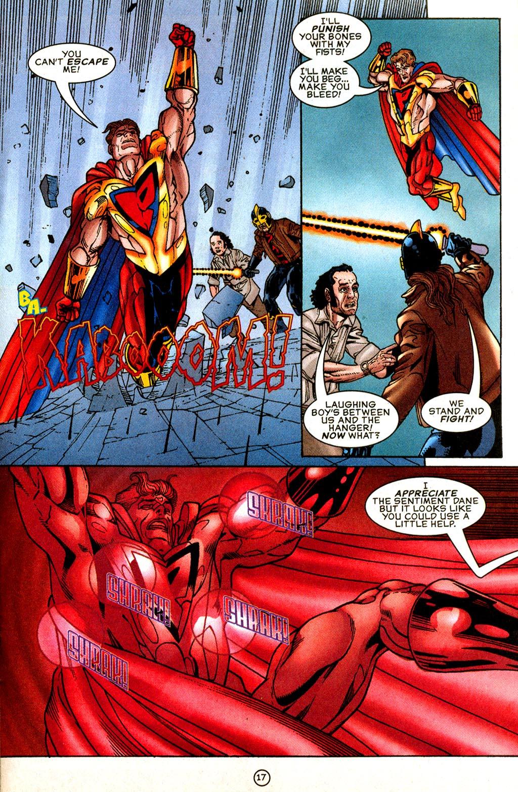 Read online UltraForce (1995) comic -  Issue #8 - 18