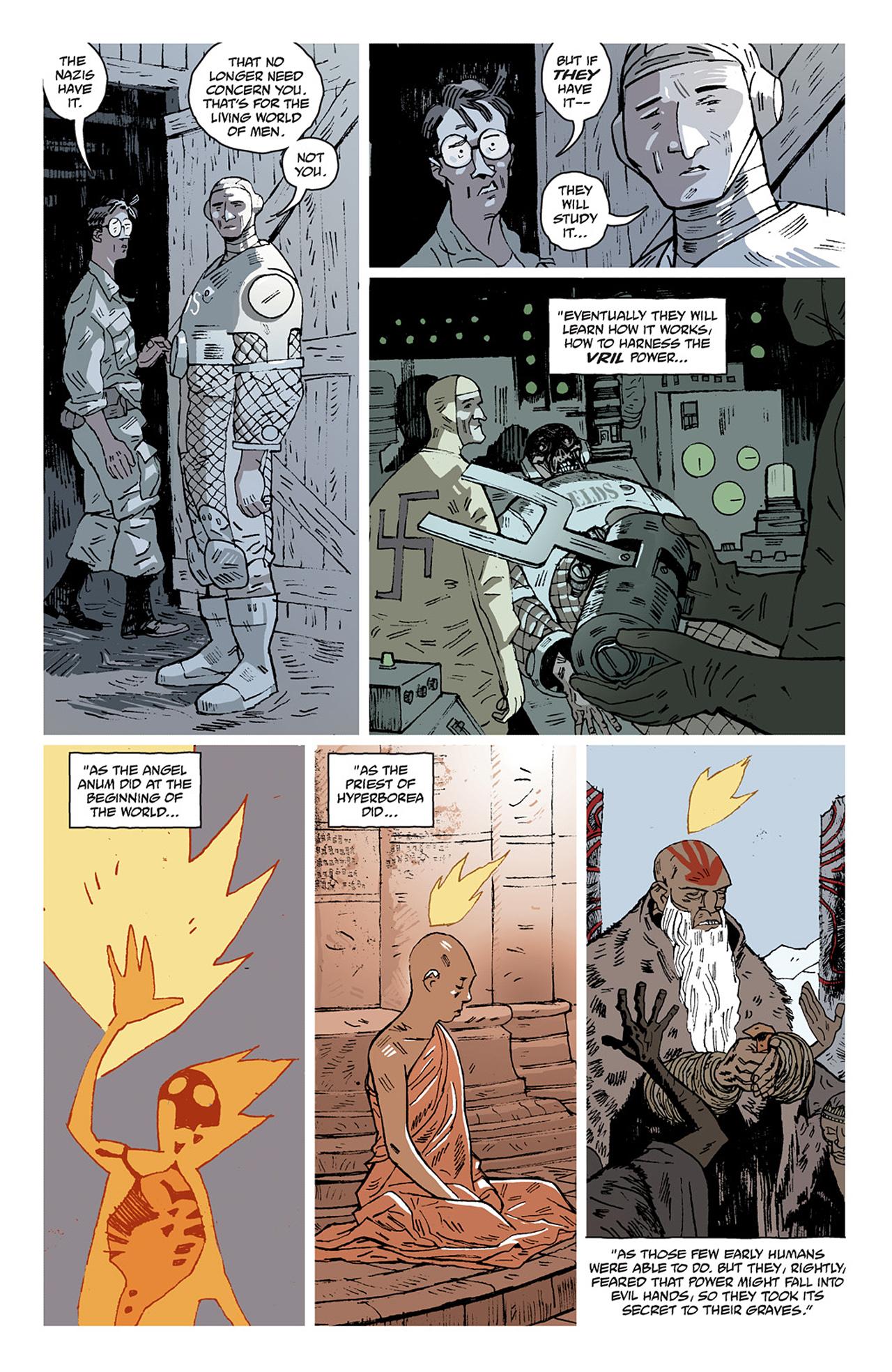 Read online Sledgehammer 44 comic -  Issue #2 - 15