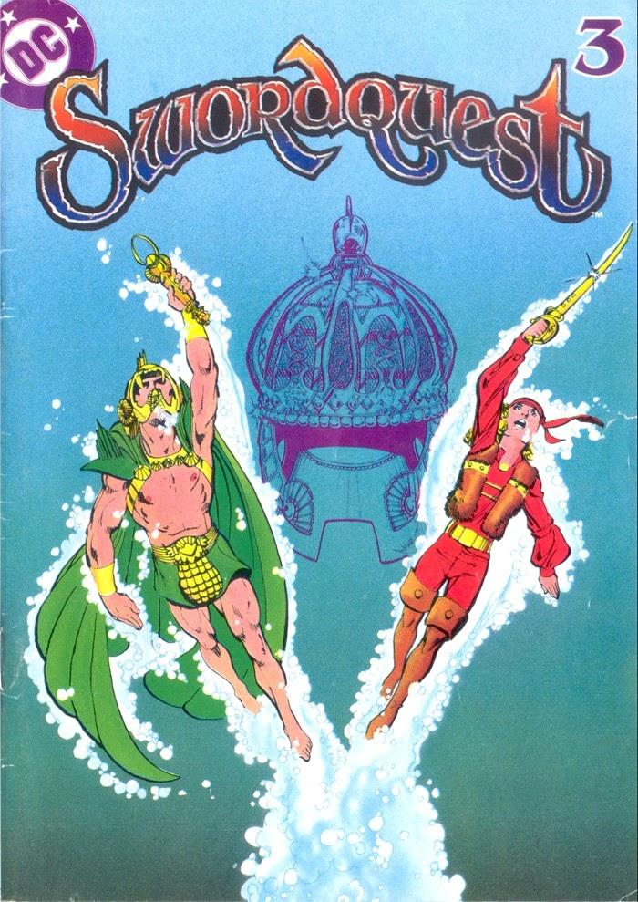 Swordquest (1982) 3 Page 1